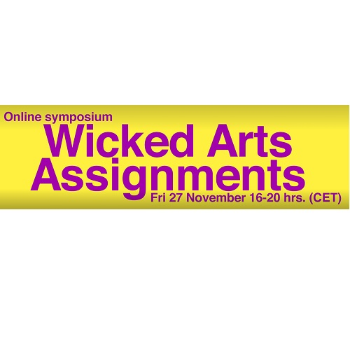 Symposium Wicked Arts Assignments