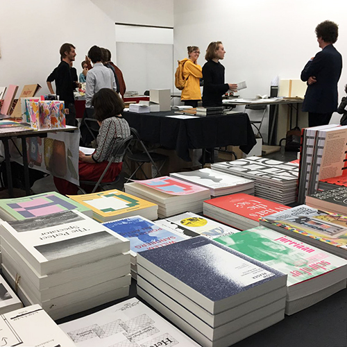 WIELS Art Book Fair 2018