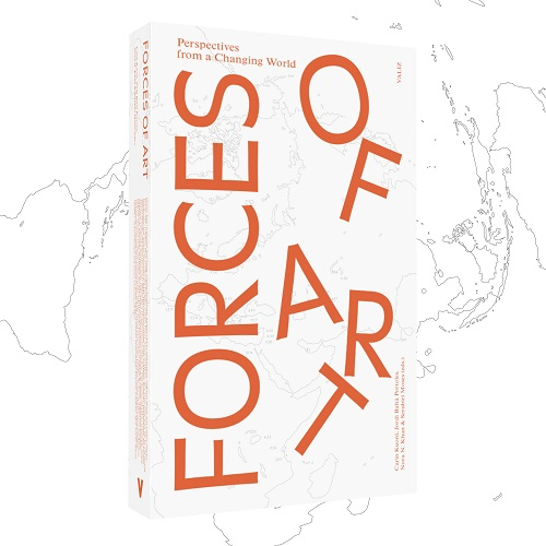 Book launch 'Forces of Art'