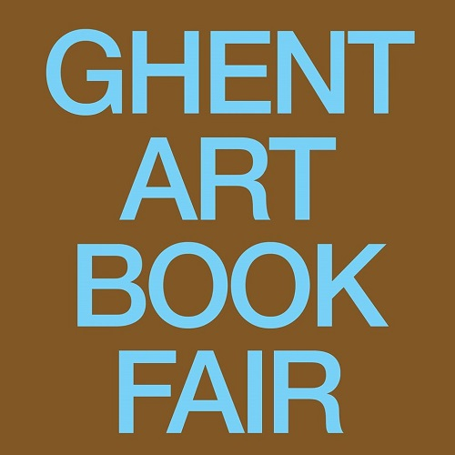 CANCELLED | Ghent Art Book Fair 2020