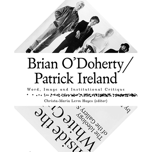Book launch | Brian O'Doherty