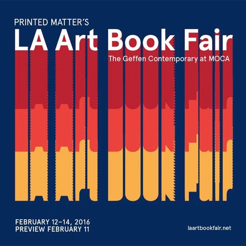LA Art Book Fair 2016